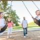 Barnsvängning: funktioner, typer och sätt att producera