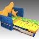 Canapés pliants pour enfants: modèles et conseils pour bien choisir