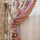 Effektiva delar av en inredning för gardiner