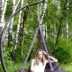 Swing hängmattor: vad är det och hur man gör det själv?