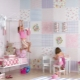 كيفية الجمع بين ورق الحائط في غرفة الأطفال؟