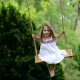 How to choose a garden swing for children?