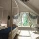 Hur man väljer gardiner för dörrfönster?