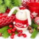 Christmas decorations: materials, design and original ideas