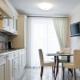Tips för att välja gardiner i vardagsrummet-köket