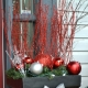 Street Christmas decorations: tips on choosing and decorating