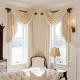 Välj gardiner för två fönster
