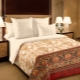 Coarse calico and satin for bed linen: properties and differences of fabrics