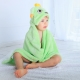 Baby towel with hood: features of choice and tailoring