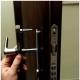 Как да подменим ключалките в металната врата?
