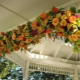 Como fazer uma guirlanda de flores?