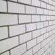 Description et taille des briques de silicate blanc