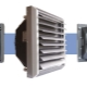 Features of heaters for ventilation