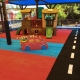 Rubber coatings for playgrounds: tips on choosing and using