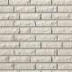 Use white facing bricks