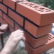 How to put a brick under the jointing?