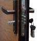 วิธีการติดตั้งถังล็อคที่ประตูด้านหน้า?