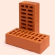 What should be ceramic bricks according to GOST?