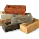 Hand-molded bricks: features, manufacturing, selection rules