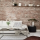 Brick wall: features of design, creation and care of the surface
