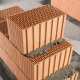 Features and main characteristics of porous bricks