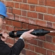 Brickwork injection process