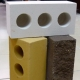 Dimensions and weight of standard sesquint silica brick