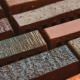 Thermal conductivity and heat capacity of bricks