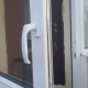 Types and features of operation of handles for plastic doors
