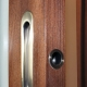 Choosing handles for sliding doors