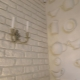 Grouting decorative brick joints - all the details of the procedure