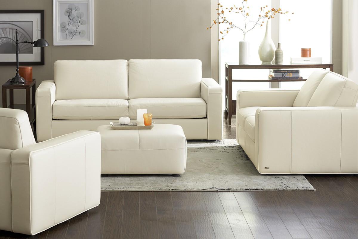 Licht Leren Bankstel.Witte Lederen Sofa 59 Foto S Hoekbank Met Poten Van Eco Leer Of
