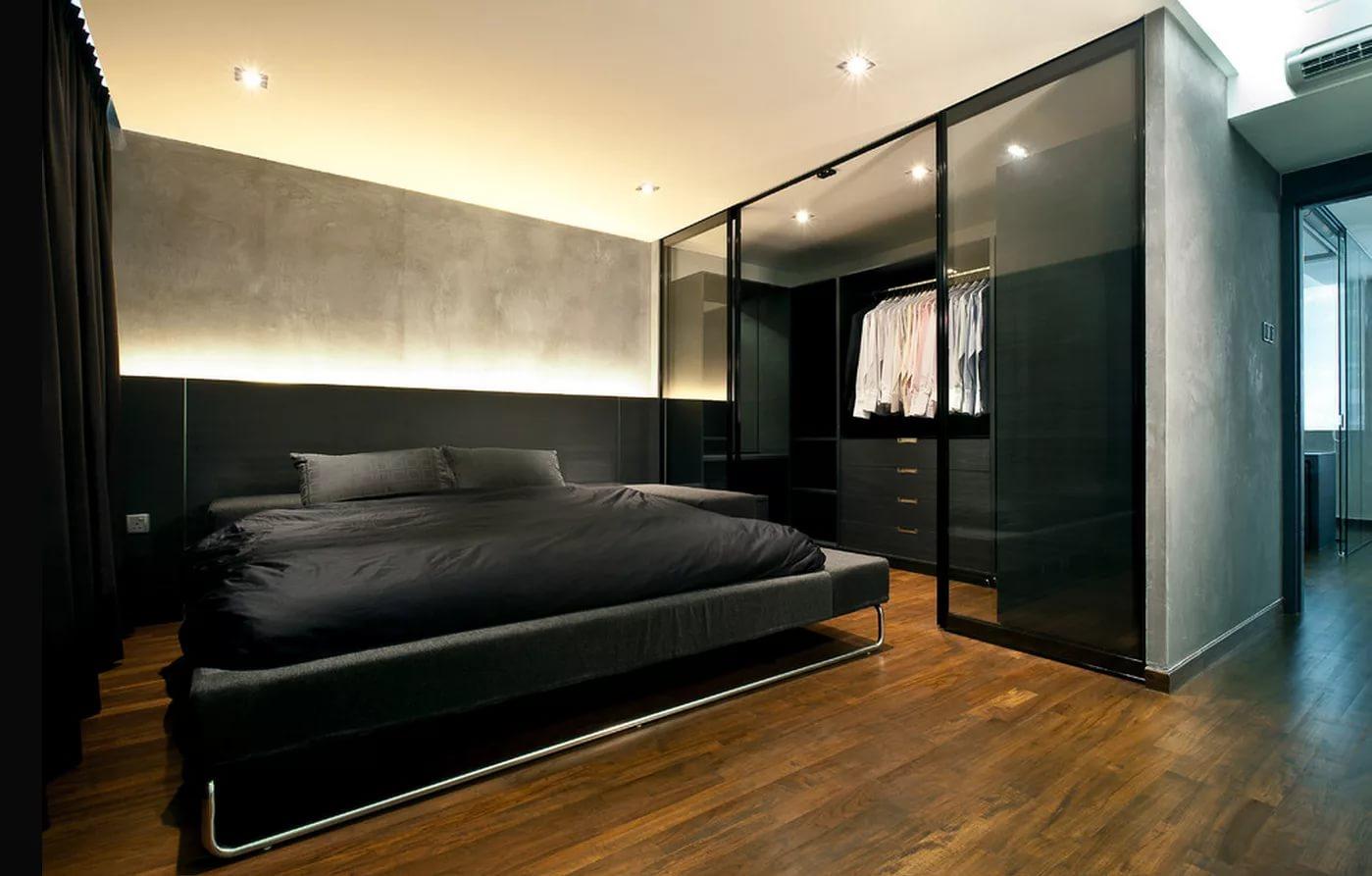 Mannerschlafzimmer 52 Fotos Ein Schlafzimmer Im Stil Des Minimalismus Ein Stilvolles Interieur Fur Manner