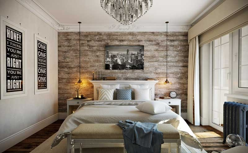 Bedroom Design 13 Square Meters M 64 Photos Real Interior Ideas For A Rectangular Room