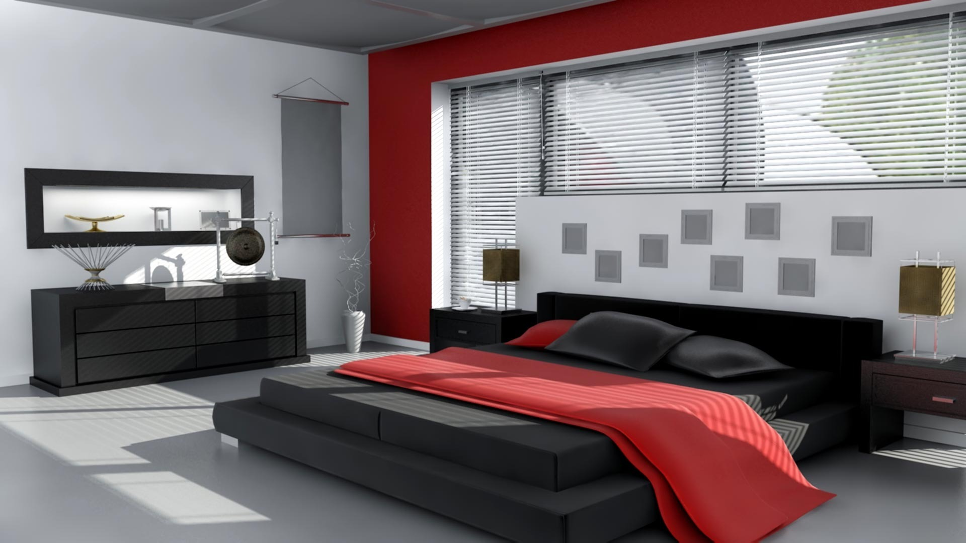 Red Bedroom 58 Photos Interior Design In Red White And Red Black Colors With Blue Accents