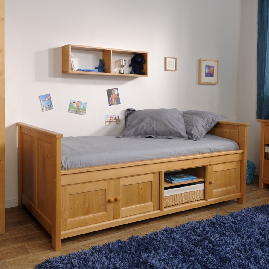 Single Bed With Drawers 51 Photos A