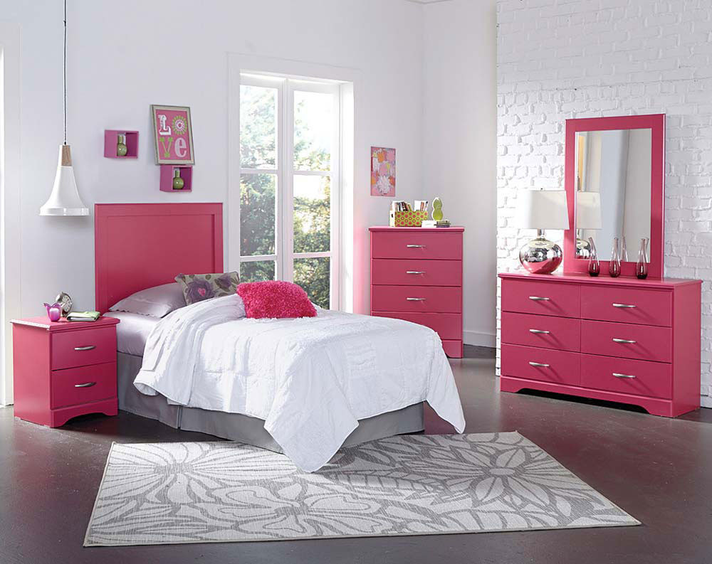 Pink Bedroom 53 Photos Interior Design In Pale Pink Colors