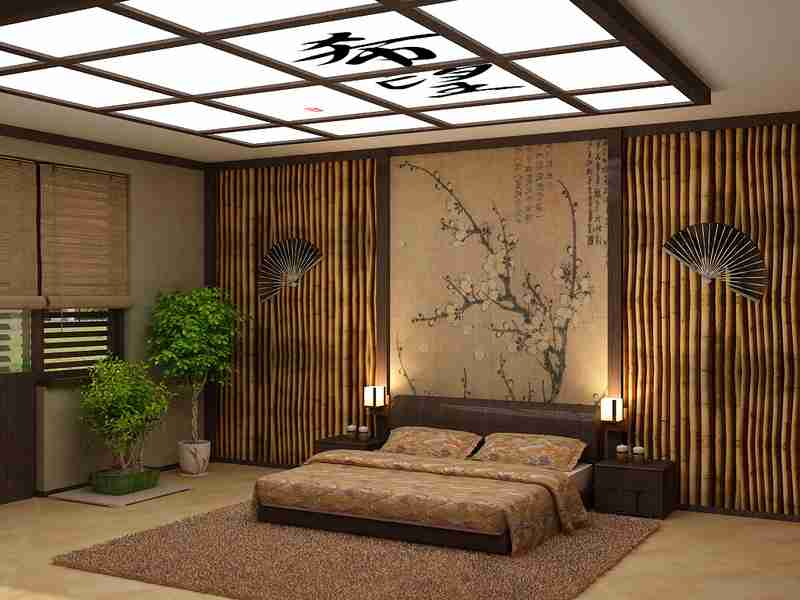 interior design japanese style bedrooms