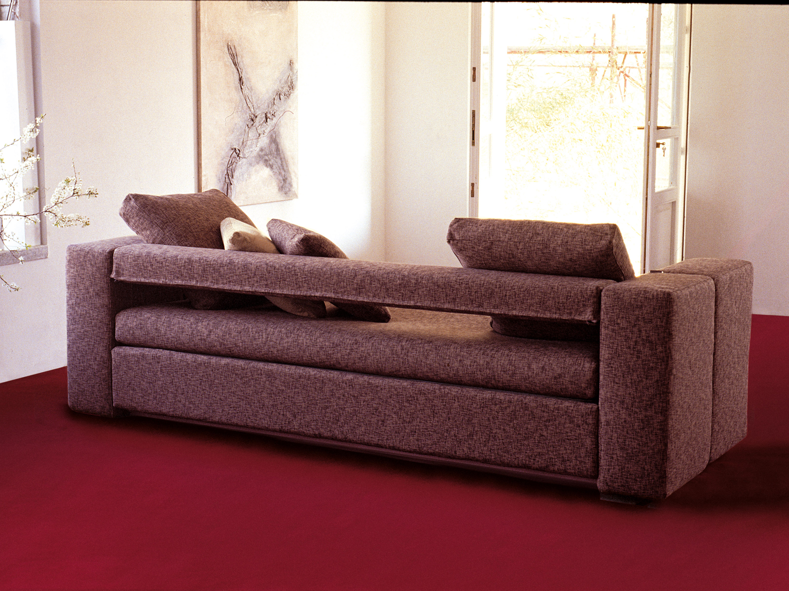 Two Tier Sofa Convertible Sofa Two Storey Coupe Sofa Folding And Double Model Of The Brand Proteas