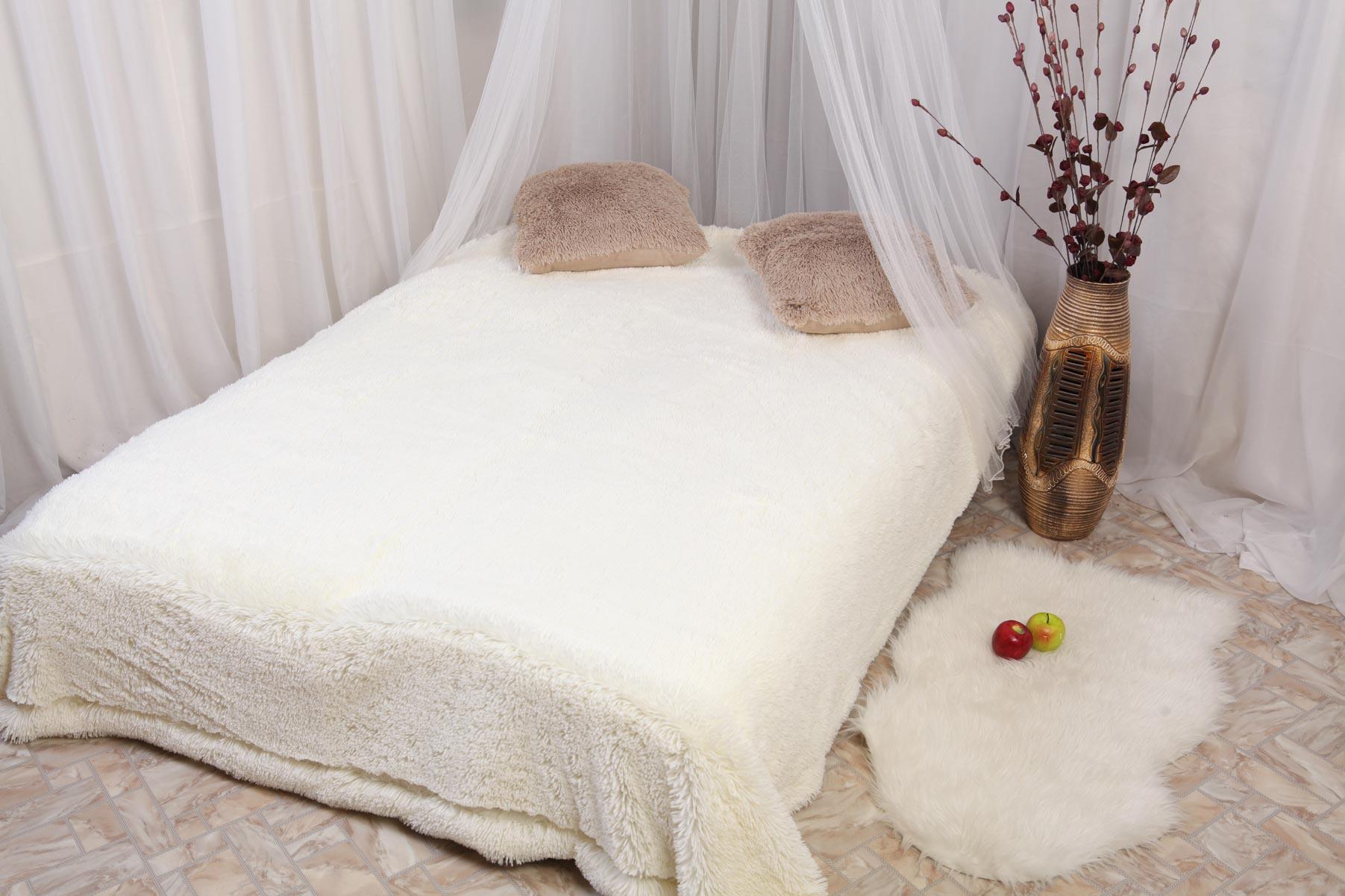 Công dụng của ga trải giường băng lông