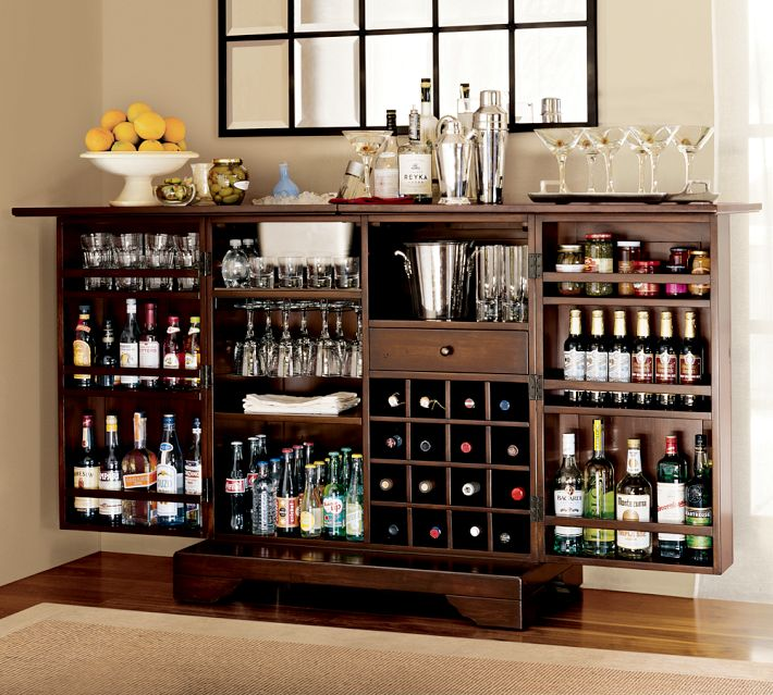 Barschrank Bar Theken Für Whisky Getränke Wandschränke