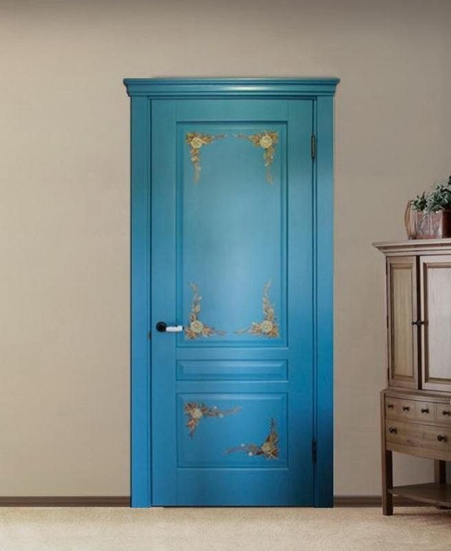 Porte in stile provenzale (38 foto): modelli interni scorrevoli di ...