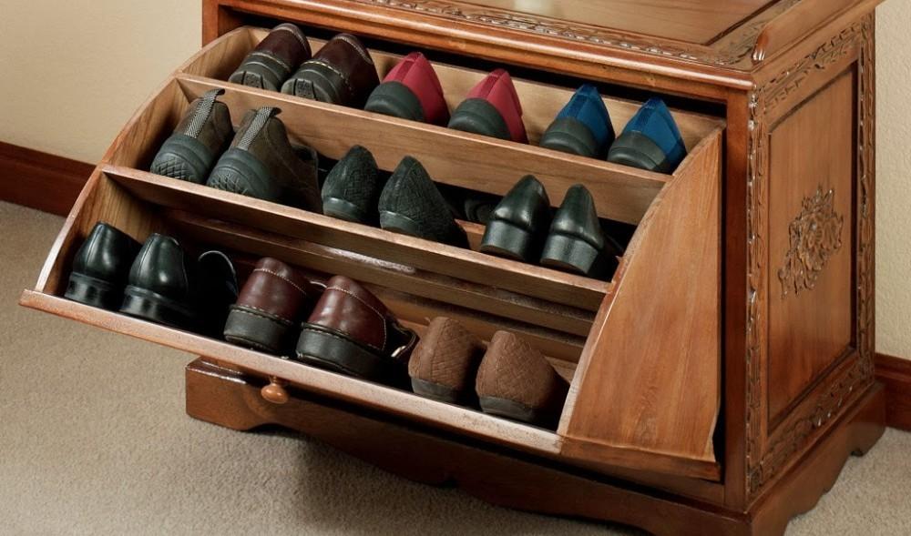 Grote Kast Kopen.Planken In De Kast Voor Schoenen 38 Foto S Intrekbare En