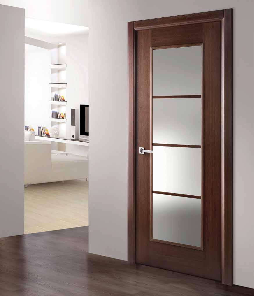كيفية اختيار لون الأبواب الداخلية 37 صور كيفية اختيار أرضية خفيفة وأبواب داكنة في الجزء الداخلي من الشقة نصائح التصميم