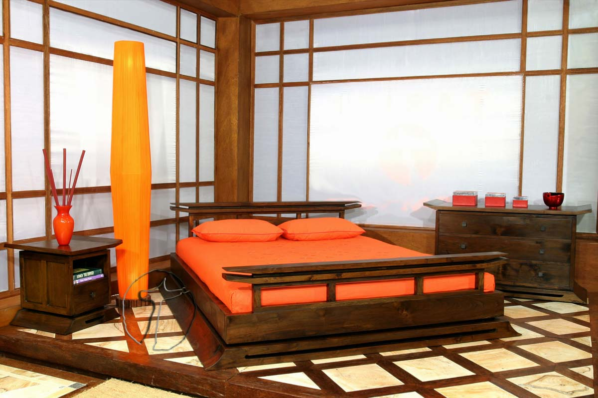 Japanese Style Bed 27 Photos Features And Rules For Choosing Low Models Without Legs
