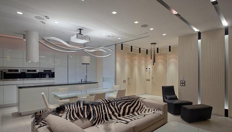 Wohnzimmer Lampe Niedrige Decke - The Homey Design