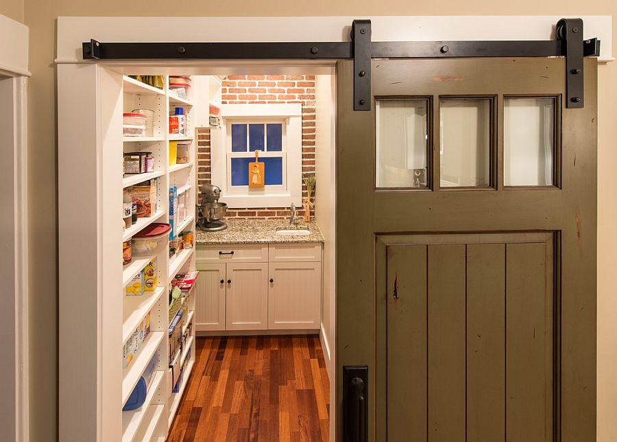 باب مطبخ نظام امريكي