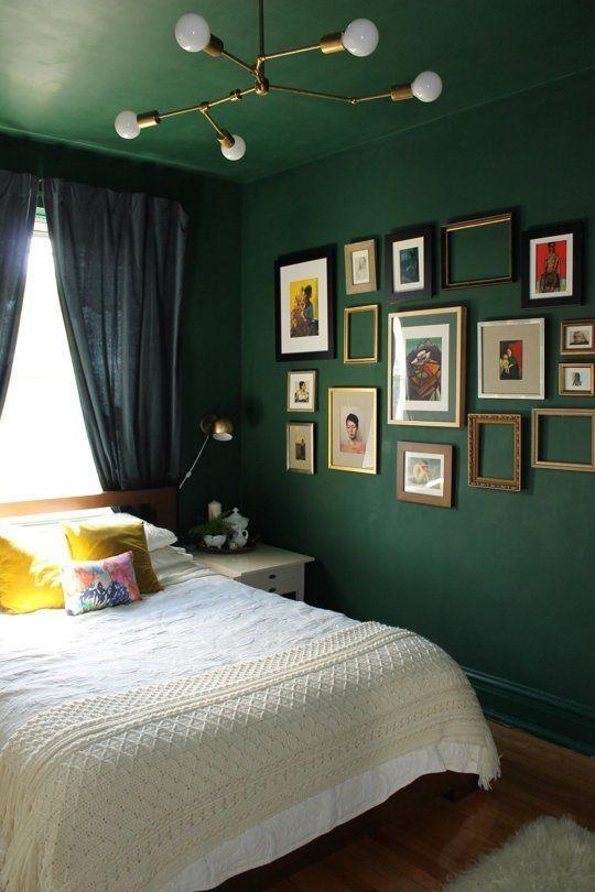 Tirai Yang Sesuai Dengan Kertas Dinding Hijau 48 Foto Apakah Warna Terbaik Untuk Produk Dalaman Di Dalam Bilik Dan Digabungkan Dengan Penutup Dinding