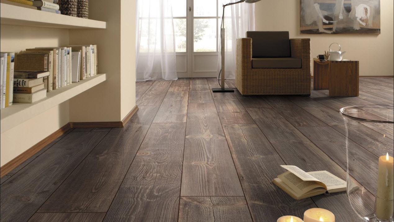 Pro E Contro Del Laminato laminato aberhof: 32 rivestimenti per pavimenti in classe