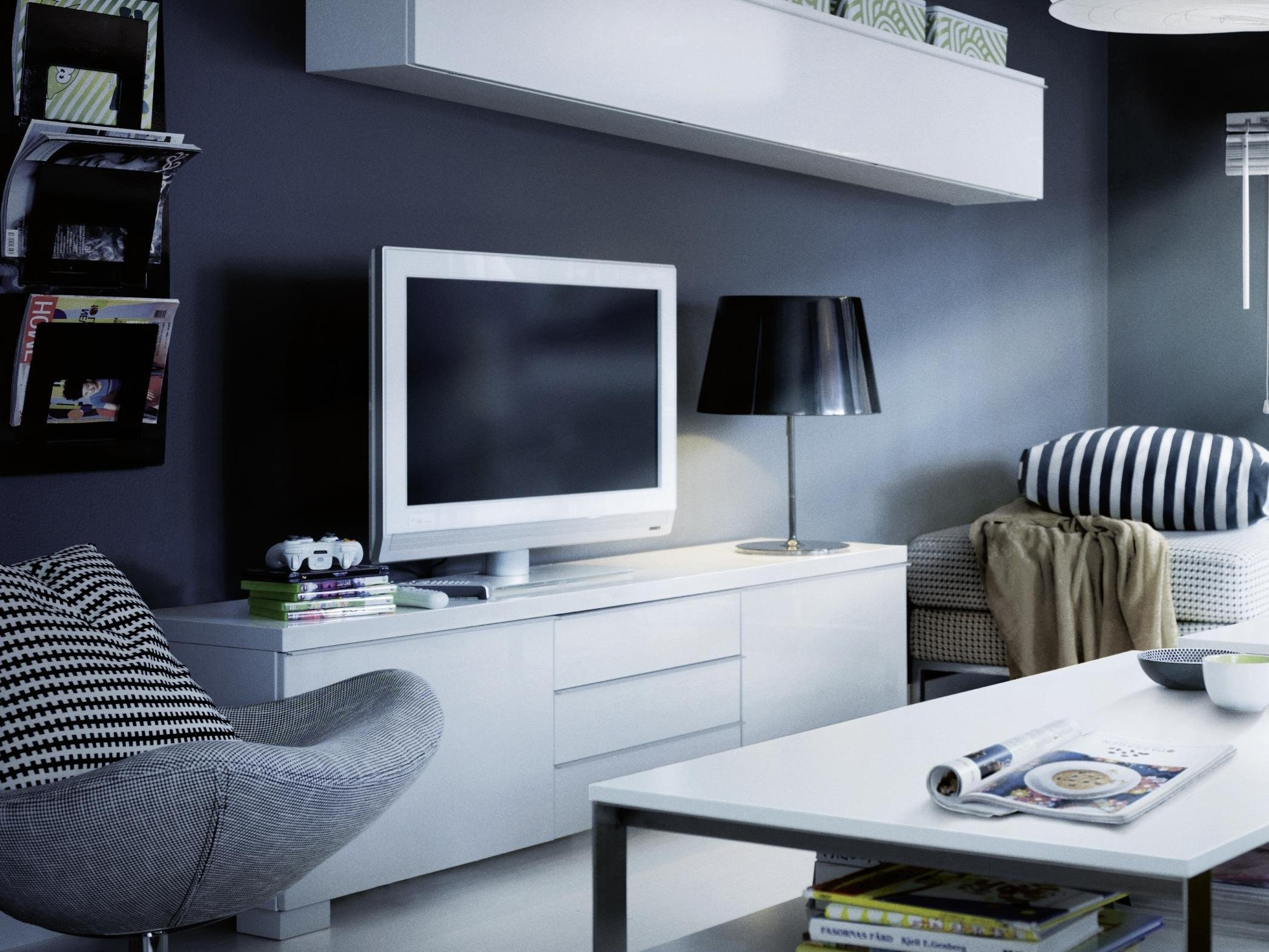Mobili Bassi Ikea Soggiorno ikea mobili per il soggiorno (42 foto): mobili bianchi e
